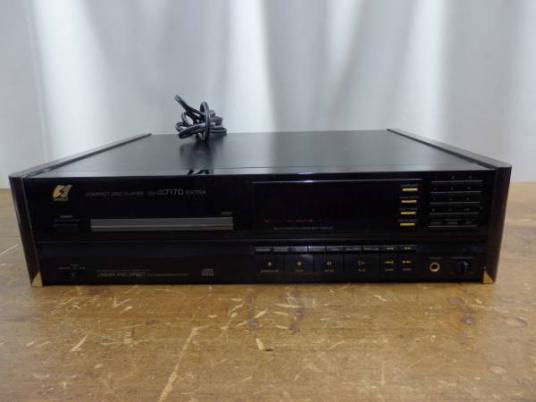 SANSUI CD-α717D EXTRA CDプレーヤー