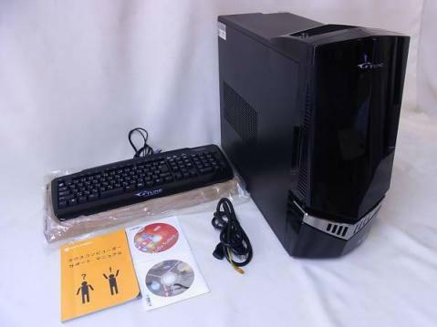 mouse computer NG-i630GA2-W7 Core i7-4770K/GTX770/16G/2TB