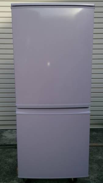 SHARP 冷蔵庫 SJ-14X-P