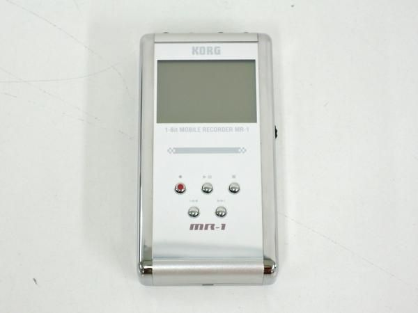 KORG MR-1 1bit ハンディ モバイル レコーダー