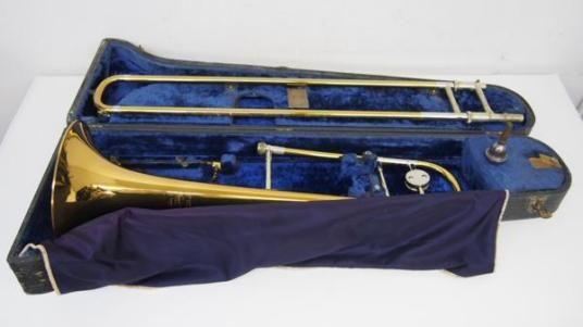 Bach トロンボーン  Stradivarius Model 36