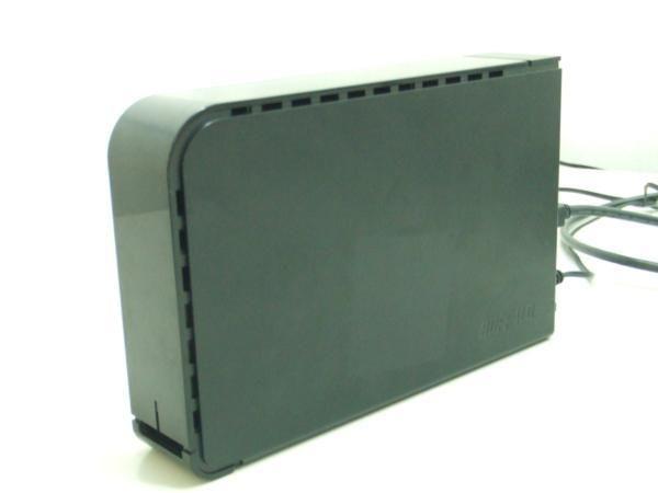 BUFFALO USB3.0 外付けHDD3TB