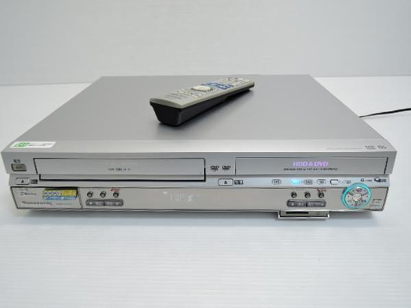 パナソニック HDD/DVD/VHSレコーダーDMR-EH70V