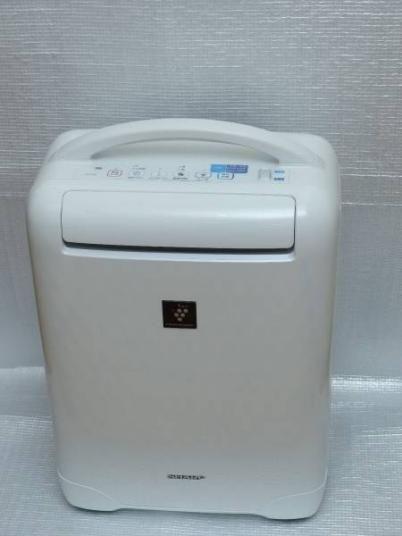 SHARP プラズマクラスター冷風衣類乾燥除湿機 CV-C100