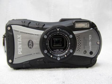 PENTAX WG-10防水デジタルカメラ