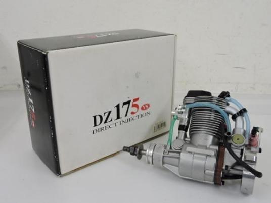 YS 飛行機模型 エンジン DZ175 cdi