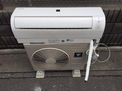 シャープ エアコン AY-A22SD-W