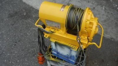 電動ウィンチ 100V SUS製ワイヤー 東洋工研製