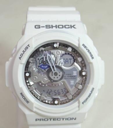 カシオ G-SHOCK  GA-300