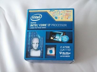 CPU INTEL Core i7-4790K LGA1150