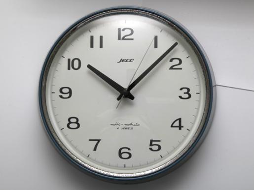 ジェコー ハイオート 時計