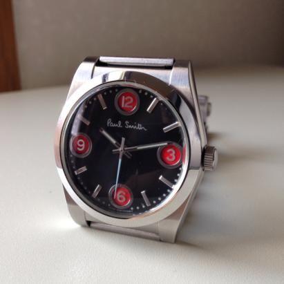ポールスミス 時計