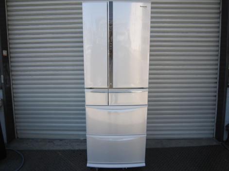 Panasonic 451Lトップユニット冷蔵庫 NR-F457T