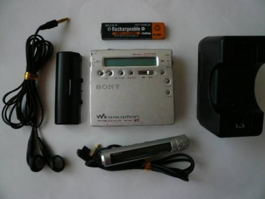 SONY MDレコーダー MZ-R900