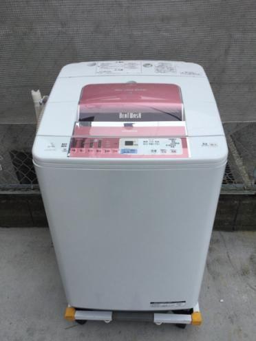 全自動洗濯機 日立ビートウォッシュBW-7MV