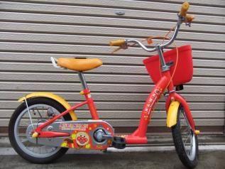 アンパンマン 子供用自転車