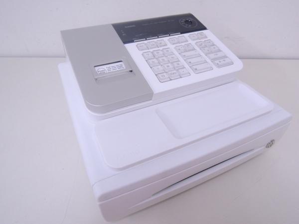 CASIO SE-S20 ホワイト 電子レジスター