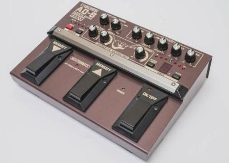 BOSS アコースティックギタープロセッサー AD-8