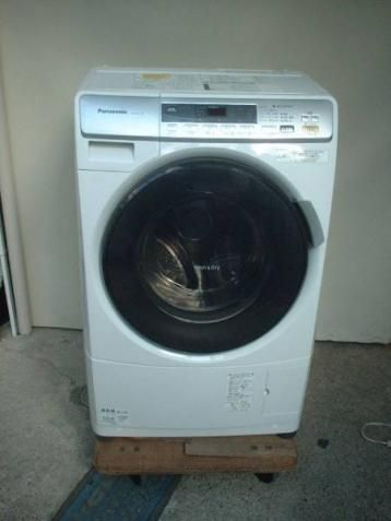 Panasonic ドラム式洗濯乾燥機 NA-VD110L