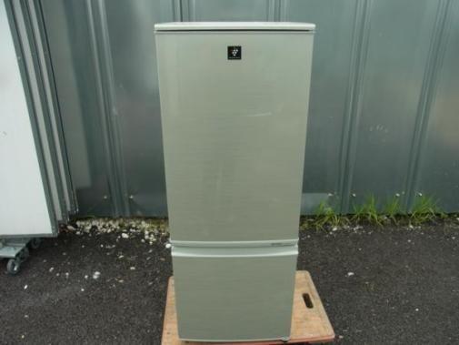 SHARP 冷凍冷蔵庫 SJ-PD17X-N 167L