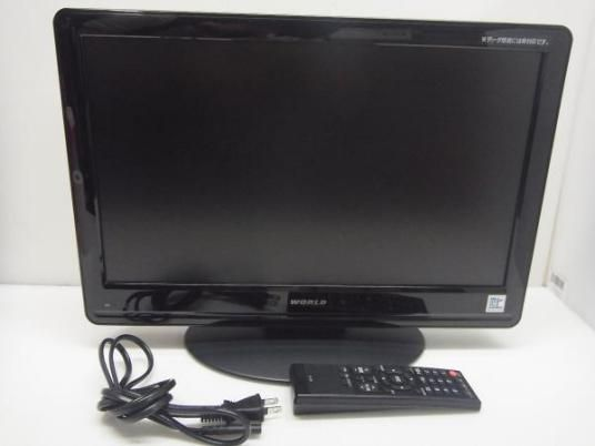 ΩWORLD KS19-11B 19型 液晶テレビ