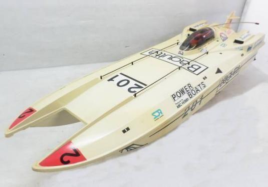 ABCホビー 電動式パワーボート ランボルギーニ ラジコン
