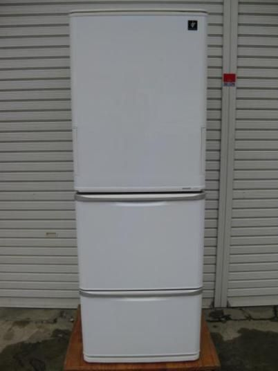 SHARP 3ドア冷凍冷蔵庫 SJ-PW35