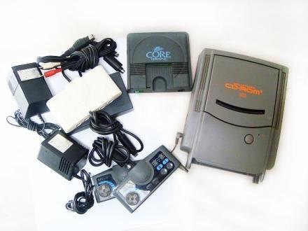 NEC PCE PCエンジン CD-ROM2 PI-CD1