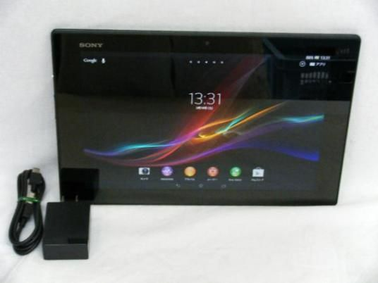 SONY ソニー XPERIA TABLETZ SGP312 32GB