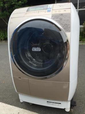 日立 ドラム式洗濯機 ビッグドラム 10kg BD-V9500