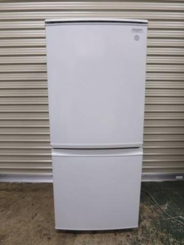 冷蔵庫 SHARP SJ-KS14-FG