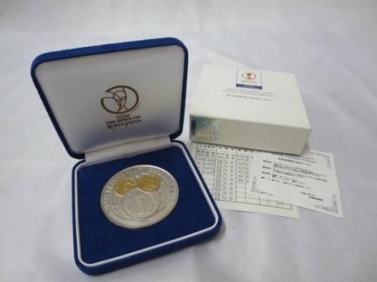 FIFA WORLD CUP 記念貨幣発行メダル
