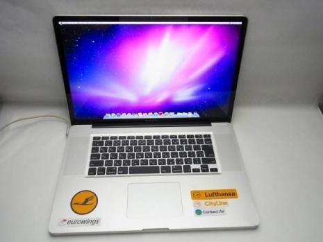 MacBookPro i7/2.4Ghz