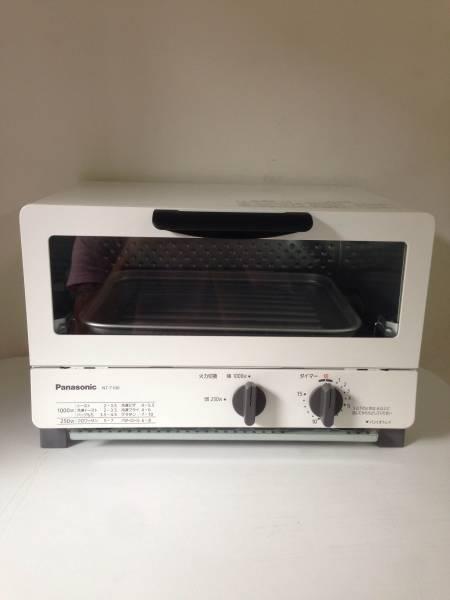 Panasonic オーブントースター NT-T100
