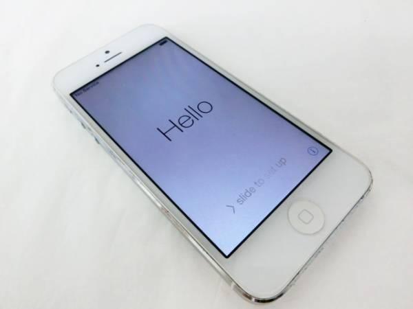 ソフトバンク iPhone 5  スマホ MD300J/A 32G