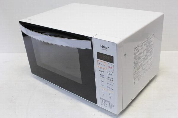 ハイアール電子レンジ JM-FH18A