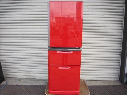 MITUBISHI 冷蔵庫 MR-C34EW