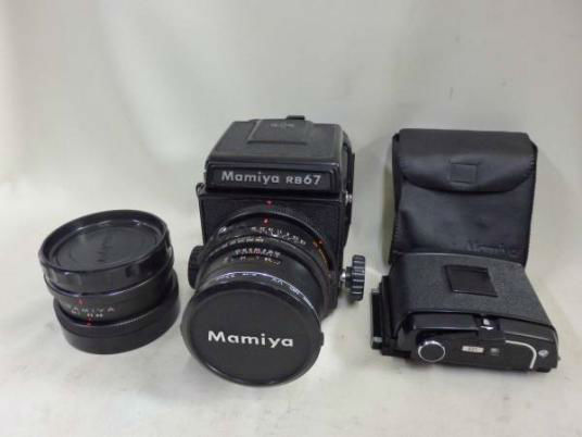 Mamiya RB67 proS120