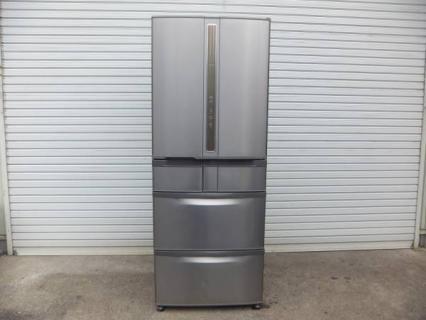 日立 真空チルド ノンフロン冷凍冷蔵庫 R-S45XM