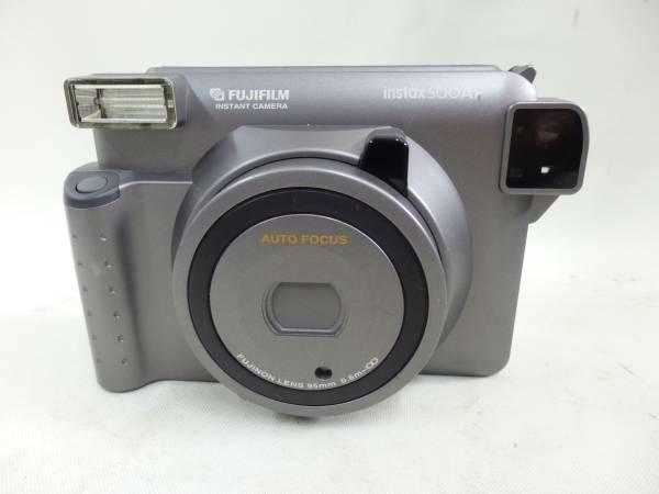 FUJIFILM instax500AF インスタントカメラ