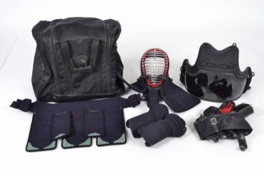 剣道防具 一般用 一式セット 小手 面 垂 胴 防具袋