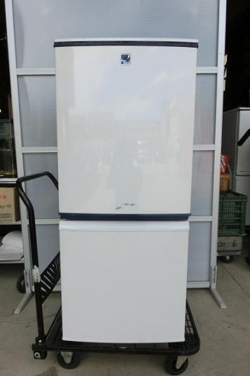 SHARP シャープ 2ドア 冷凍冷蔵庫 SJ-14E7-KB