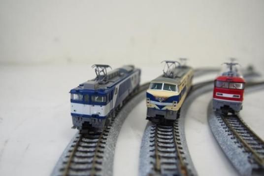 Nゲージ TOMIXJR貨物電気機関車