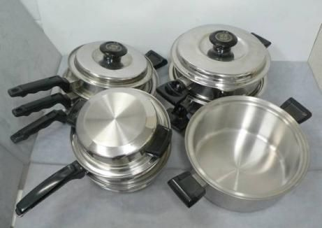ROYAL CROWNフライパン、鍋