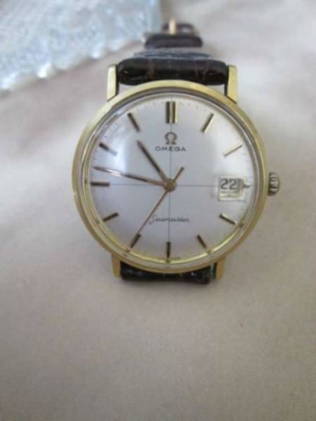 OMEGA/オメガ シーマスター 手巻き 腕時計