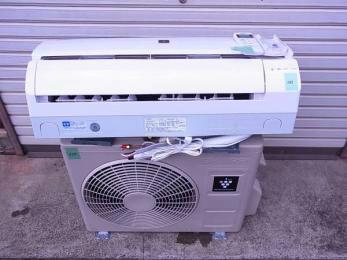 SHARP AY-C22DH プラズマクラスター 内部清浄 エアコン