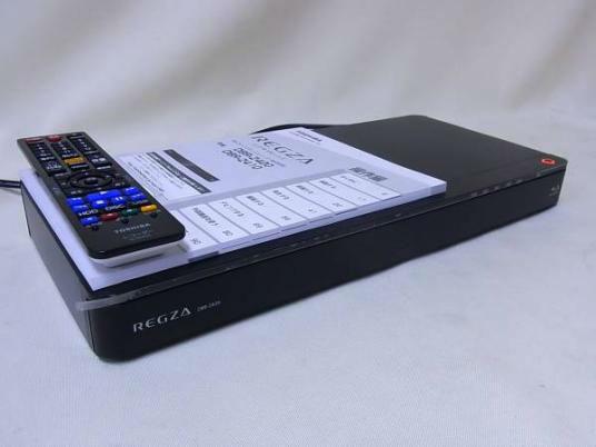 東芝 レグザ DBR-Z420 W録3D対応BDレコーダー