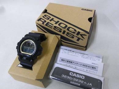 カシオ G-SHOCK DW-6900MR メンズ腕時計