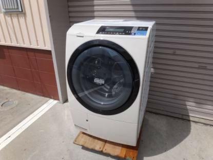 日立 ビッグドラム式洗濯乾燥機 BD-S8600L-W
