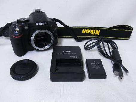 Nikon D5200 ニコン 一眼デジカメ